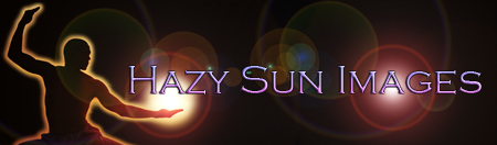 HAZY SUN IMAGES                